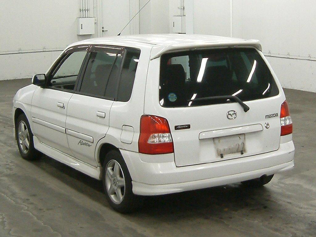 Автомобиль на разбор Mazda Demio Dw5w B5 2000 года