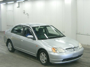 honda civic 2001 разбор