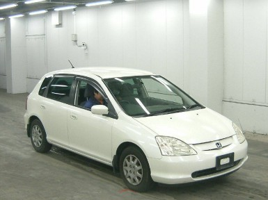 honda civic хэтчбек 2001 eu1 кузов